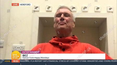 Editorial image of 'Good Morning Britain' TV Show, London, UK - 21 Oct 2020