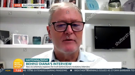 Editorial picture of 'Good Morning Britain' TV Show, London, UK - 21 Oct 2020
