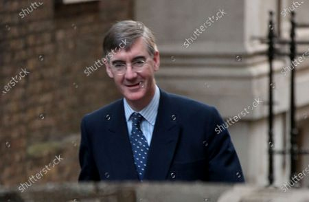 Stock Picture of Jacob Rees-Mogg