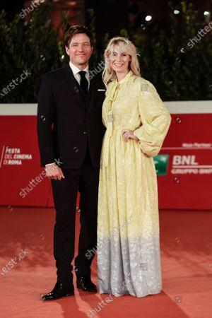 Director Thomas Vinterberg, Helene Reingaard