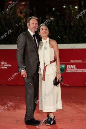 Editorial picture of 'Druk' premiere, Rome Film Festival, Italy - 20 Oct 2020