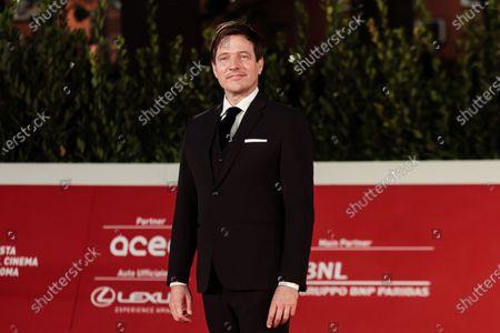 Editorial image of 'Druk' premiere, Rome Film Festival, Italy - 20 Oct 2020