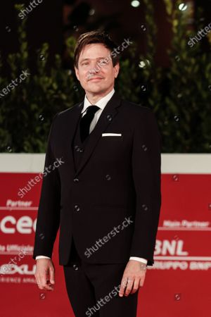 Stock Photo of Director Thomas Vinterberg