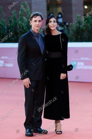 Raoul Bova and wife Rocio Munoz