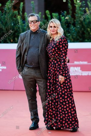 Editorial photo of 'Calabria, My Land' premiere, Rome Film Festival, Italy - 20 Oct 2020