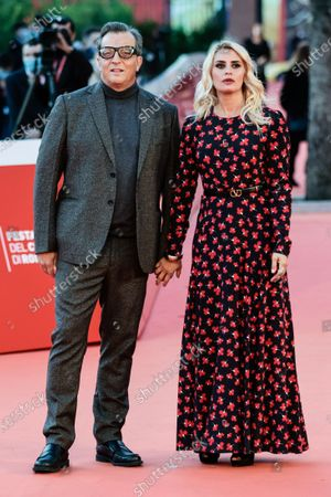 Editorial picture of 'Calabria, My Land' premiere, Rome Film Festival, Italy - 20 Oct 2020