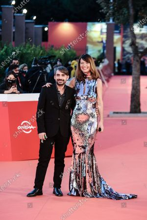 Editorial image of 'Calabria, My Land' premiere, Rome Film Festival, Italy - 20 Oct 2020