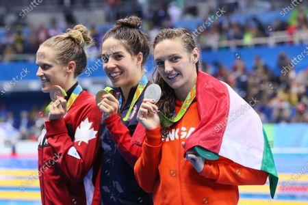 Editorial photo of Rio 2016 Olympic Games, Rio De Janeiro, Brazil - 12 Aug 2016