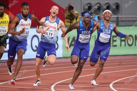 Editorial picture of IAAF World Championships Doha 2019, Doha, Qatar - 04 Oct 2019