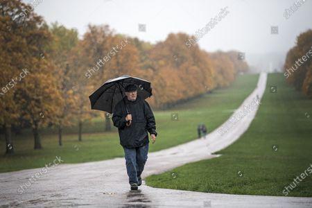 Editorial image of Storm Barbara - Windsor, Windsor, Berkshire, UK - 21 Oct 2020