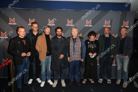 Thibault de Montalembert, Gregory Montel, Dominique Besnehard, Liliane Rovere, Marc Fitoussi, Stephane Freiss