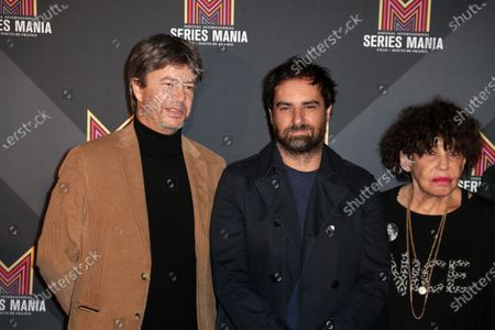 Editorial photo of 'Call My Agent' TV show Season 4 preview, UGC Normandie Champs Elysees, Paris, France - 16 Oct 2020
