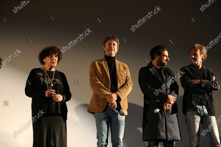 Liliane Rovere, Thibault de Montalembert, Gregory Montel, Stephane Freiss