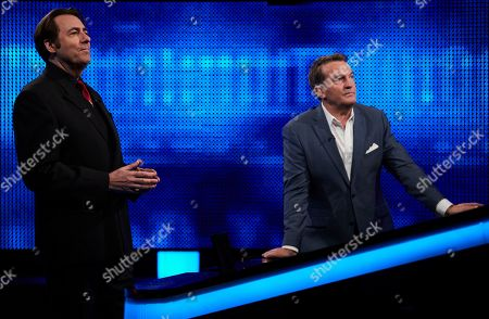 'The Chase Celebrity Special' TV Show, Series 11, Episode 9, UK - 31 Oct 2020 新闻传媒图片