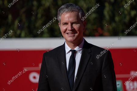 Stock Picture of Juan Carlos Cruz