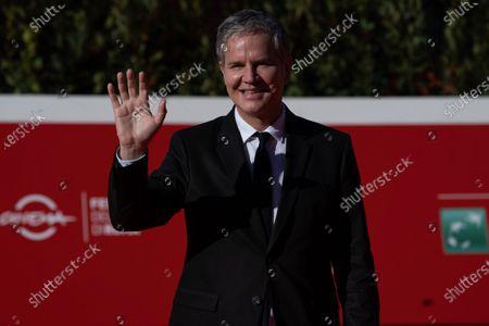 Editorial image of 'Francesco' premiere, Rome Film Festival, Italy - 21 Oct 2020