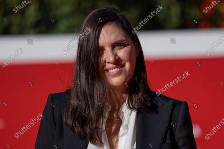 Editorial picture of 'Francesco' premiere, Rome Film Festival, Italy - 21 Oct 2020
