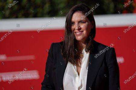 Editorial image of 'Francesco' premiere, Rome Film Festival, Italy - 21 Oct 2020
