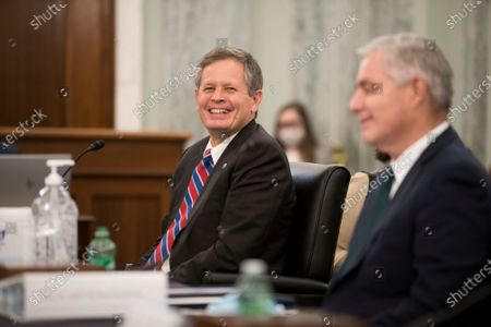 Editorial photo of Senate Committee on Commerce, Science, and Transportation hearing to examine passenger and freight rail, focusing on the current status of the rail network and the track ahead. - 21 Oct 2020