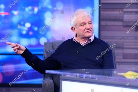 Stock Picture of Sir Paul Nurse - Director of the Francis Crick Institute
