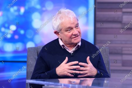 Stock Image of Sir Paul Nurse - Director of the Francis Crick Institute