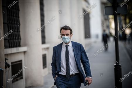 Stock Picture of Florian Philippot