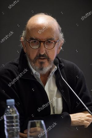 Editorial image of Mediapro Group Jaume Roures Press Conference, Paris, France - 21 Oct 2020