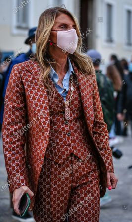 Stock Photo of Anna Dello Russo