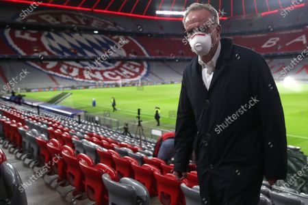 Editorial photo of FC Bayern Munich vs Atletico Madrid, Germany - 21 Oct 2020
