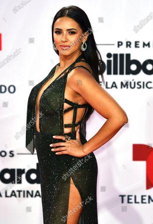 Editorial photo of 2020 Billboard Latin Music Awards, Sunrise, United States - 21 Oct 2020
