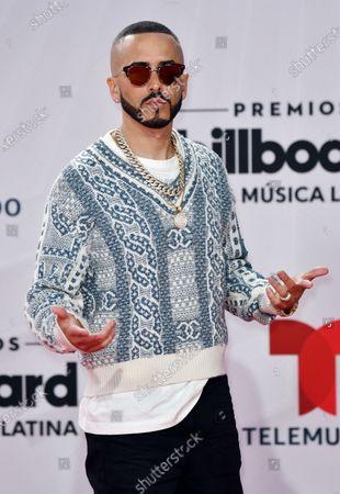 Editorial image of 2020 Billboard Latin Music Awards, Sunrise, United States - 21 Oct 2020