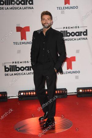 Stock Image of Pablo Alboran