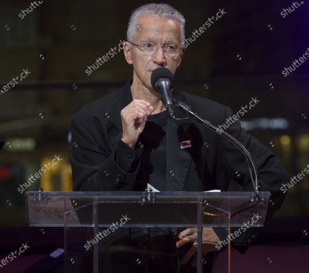 Keith Jarrett speeched at NEA Jazz Masters Ceremony and Concert 2014 at Allen Room, Jazz at Lincoln Center, NYC. On January 13th, 2014.