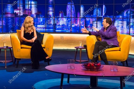 Editorial picture of 'The Jonathan Ross Show' TV show, Series 16, Episode 2, London, UK - 24 Oct 2020
