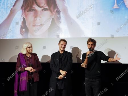 Editorial image of 'Miss' film premiere, Paris, France - 21 Oct 2020