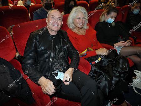 Editorial photo of 'Miss' film premiere, Paris, France - 21 Oct 2020