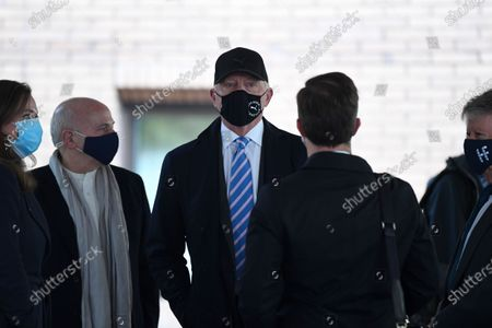 Boris Becker arrives at Southwark Crown Court