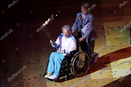 Editorial picture of London 2012 Paralympic Games, London, United Kingdom - 29 Aug 2012