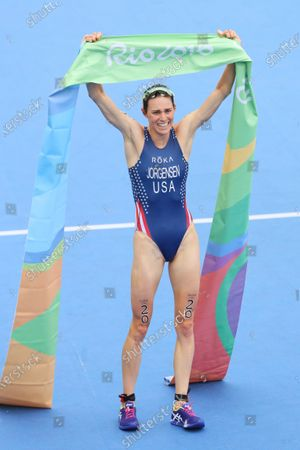 Editorial image of Rio 2016 Olympic Games, Rio De Janeiro, Brazil - 20 Aug 2016