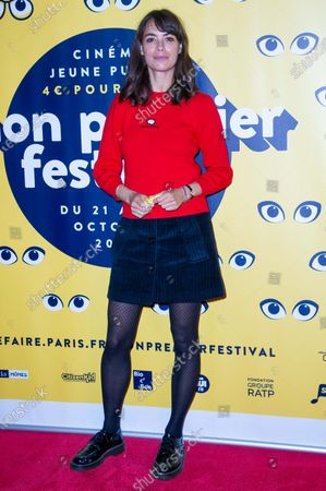 Editorial picture of 'My First Festival' opening ceremony, Forum des Images, Paris, France - 21 Oct 2020