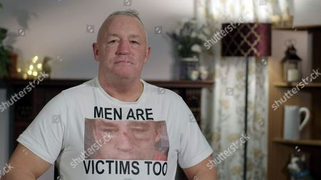 Episode 5 - Ian McNicholl Pictured: Ian McNicholl Male domestic abuse victim Ian McNicholl tells the story of his suffering at the hands of his ex-girlfriend.