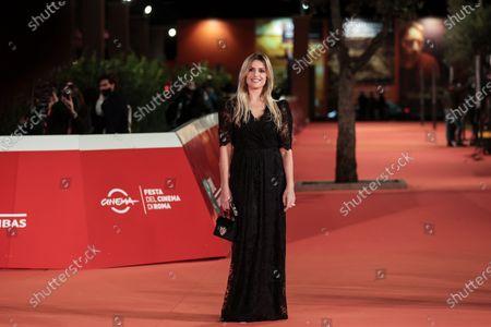 Editorial image of 'Maledetta Primavera' premiere, Rome Film Festival, Italy - 21 Oct 2020
