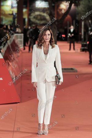 Editorial picture of 'Maledetta Primavera' premiere, Rome Film Festival, Italy - 21 Oct 2020