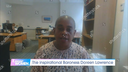 Stock Picture of Baroness Doreen Lawrence