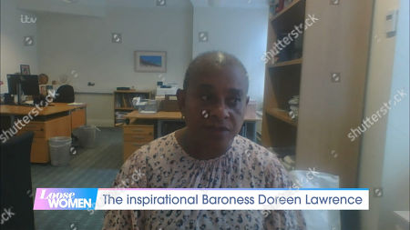 Stock Photo of Baroness Doreen Lawrence