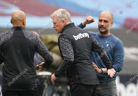 Editorial picture of West Ham United v Manchester City, Premier League, Football, London Stadium, London, UK - 24 Oct 2020