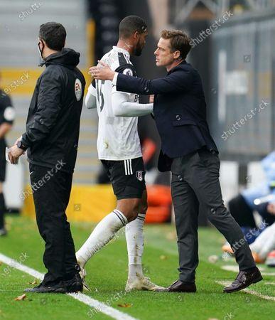 Fulham manager Scott Parker substitutes Ruben Loftus-Cheek