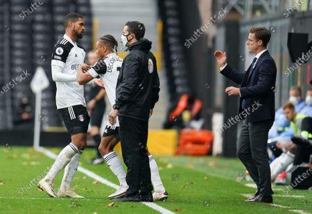 Bobby De Cordova Reid replaces Ruben Loftus-Cheek of Fulham