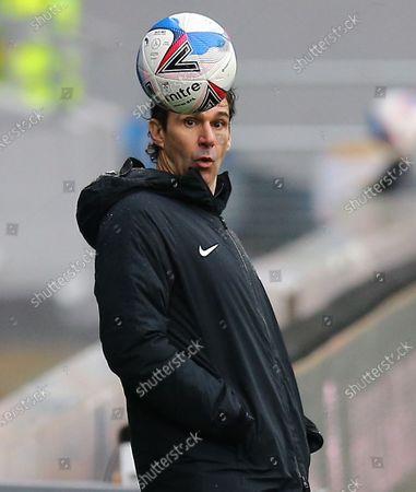 Aitor Karanka manager of Birmingham City