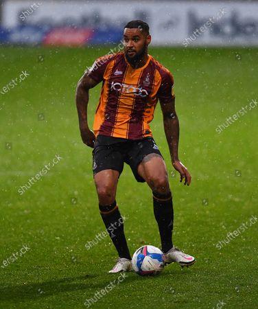 Ben Richards-Everton of Bradford City